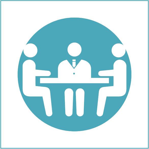 企業様へのセミナー・コーチングのイメージ