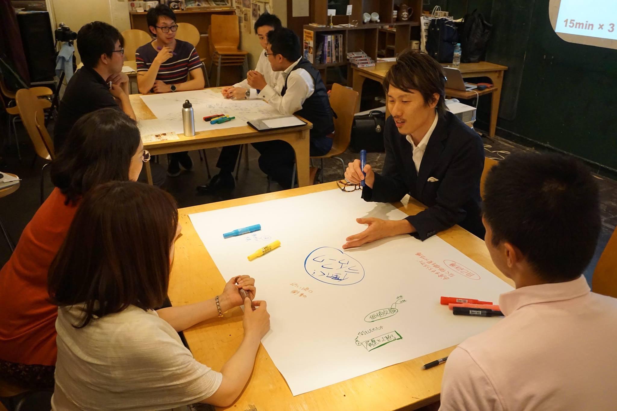 コミュニティデザインは、集客・商品企画・チームビルディングなどにも大活躍