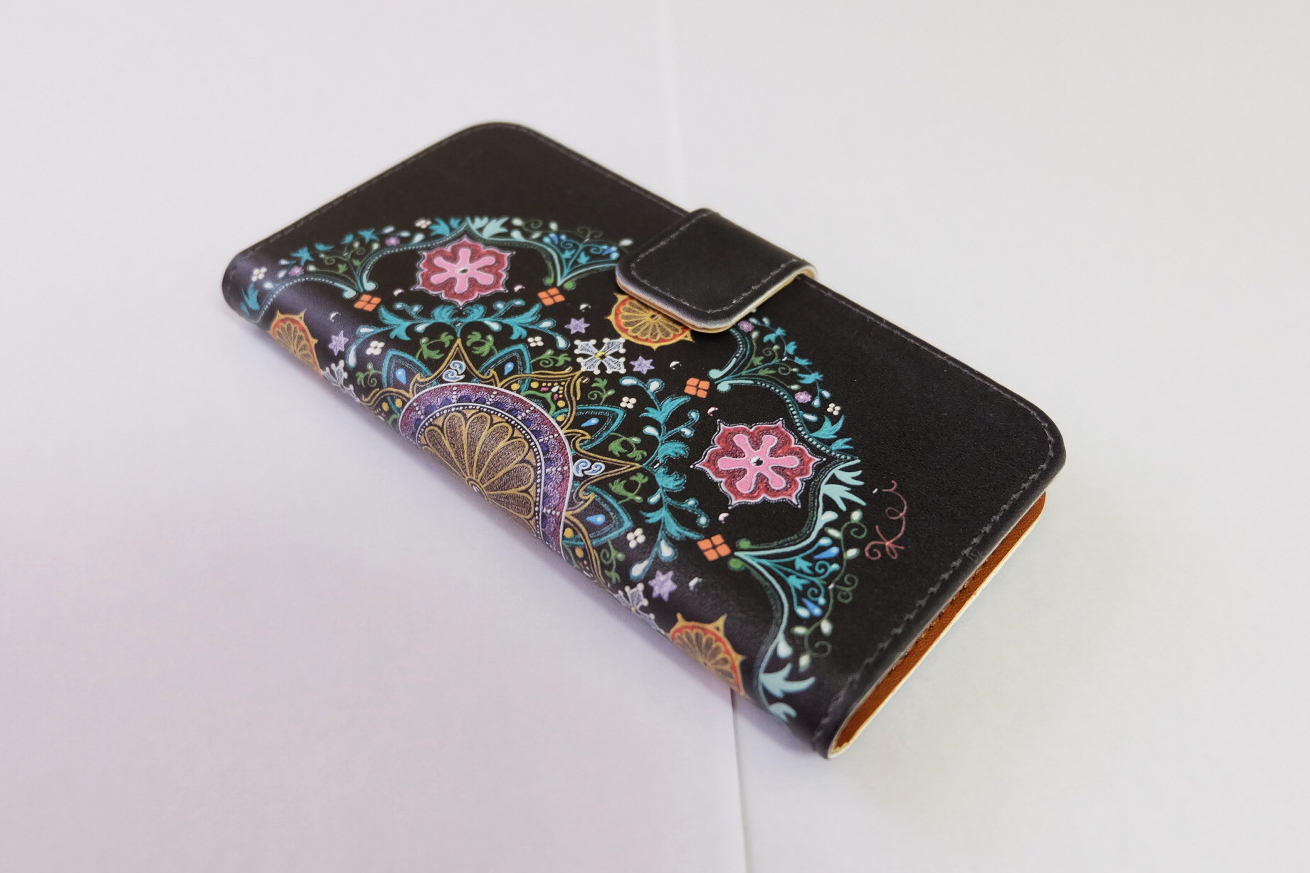 曼荼羅アート・iPhoneケース
