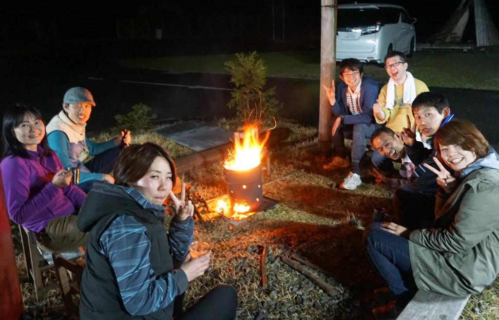 川上村 オートキャンプ場