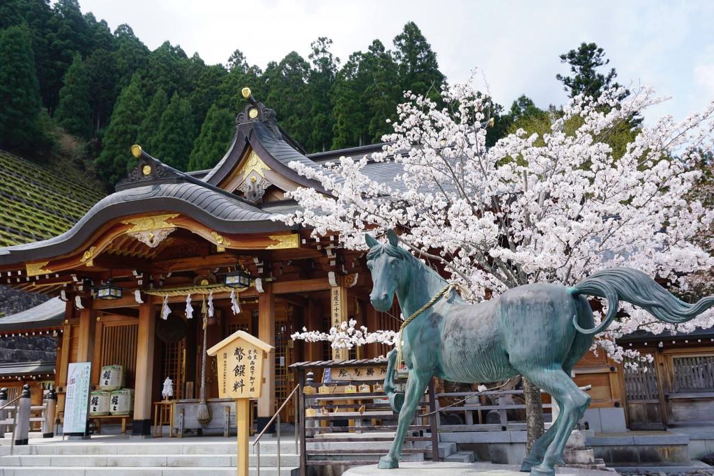 川上村 丹生川上神社