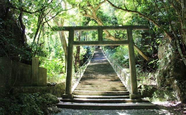 パワースポットの波動 神社