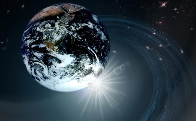 地球の波動