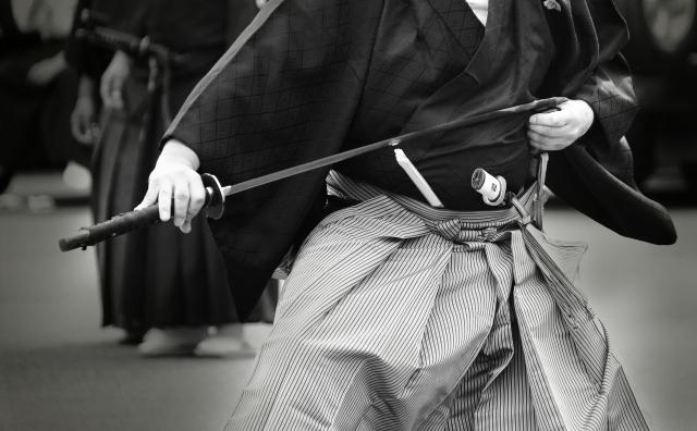 波動を高める方法 古武術