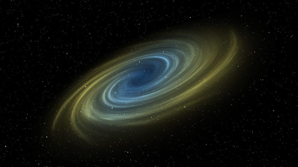 宇宙の星雲