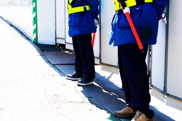 警備員の仕事