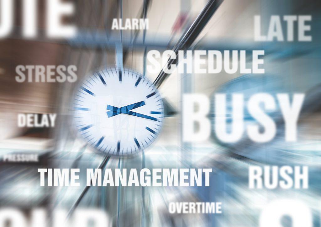 仕事のストレス要因
